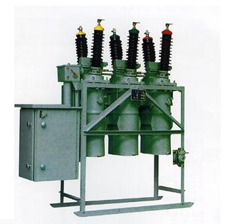 DW13-35型多油断路器
