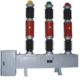LW16-40.5型六氟化硫断路器