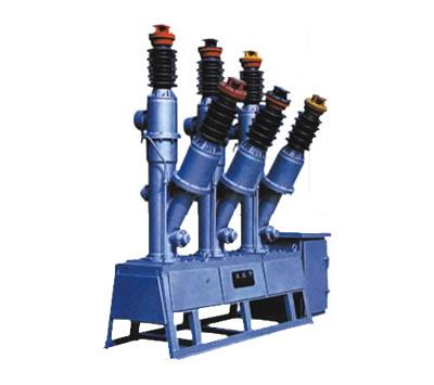 LW8-40.5型六氟化硫断路器