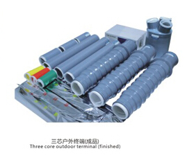 26 35kV冷缩三芯终端系列